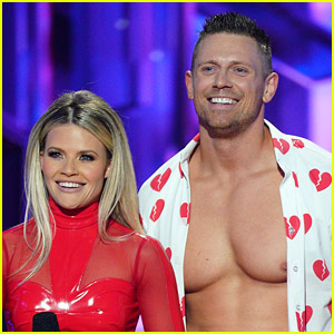 The Miz Rips His Shirt Off After Best 'DWTS' Performance Yet - Watch Now!