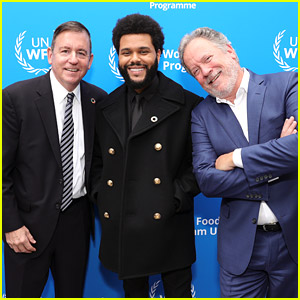 The Weeknd Announced As New Goodwill Ambassador For UN's World Food Programme