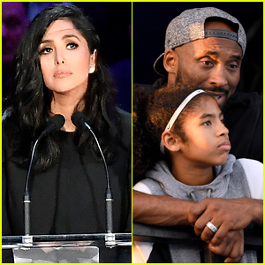 Vanessa Bryant Details How She Found Out About Kobe & Gianna's Tragic Deaths in Heartbreaking Court Testimony