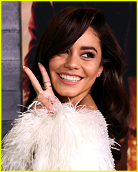 See Vanessa Hudgens in the First Photos From 'Princess Switch 3'