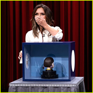 Victoria Beckham Got Freaked Out While Playing 'Can You Feel It?' on 'The Tonight Show'