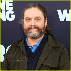 Zach Galifianakis's Two Kids Have No Idea He's An Actor